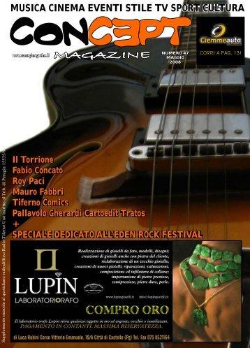 CONCEPT MAG 2008 - Concept Magazine