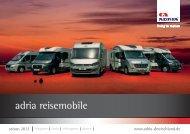 adria reisemobile - Womo-eder.de