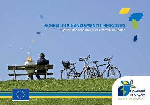 SCHEMI DI FINANZIAMENTO ISPIRATORI - Covenant of Mayors