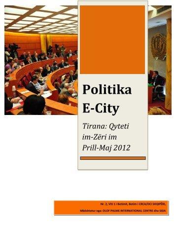 Politika e-City Prill-Maj 2012.pdf - CRCA