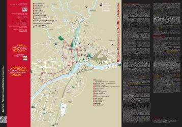 Bolzano. Percorso tra architettura e fascismo - Comune di Bolzano