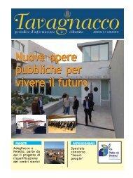 Luglio 2012 - Comune di Tavagnacco
