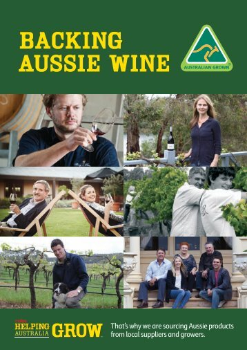 View wine booklet - Coles