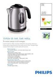 HD4622/20 Philips Virdulys