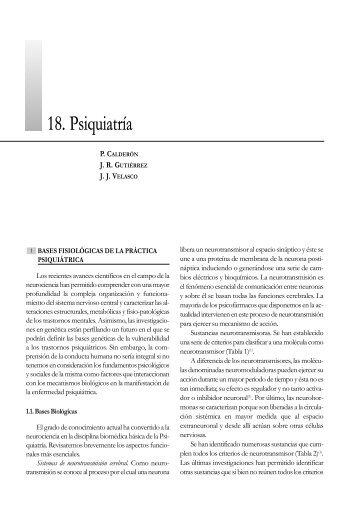 18. Psiquiatría - sisman