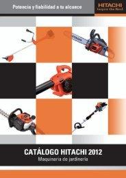 S - Hitachi Power Tools Ibérica