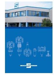 Pressure reducing valve T7 - Wilhelm Schley Hamburg