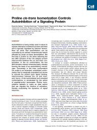 Read the article - Department of Chemistry & Chemical Biology