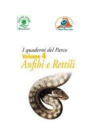 Anfibi e Rettili - Parco Oglio Nord