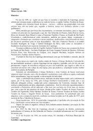 Capetinga Minas Gerais - Biblioteca do IBGE