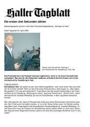 Die ersten drei Sekunden zählen - OWD GmbH
