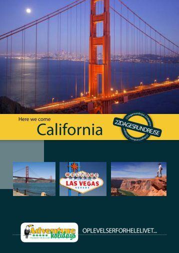 California - Adventure Holidays