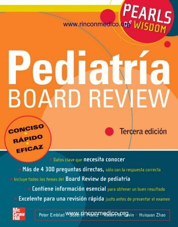 Pediatria Board Review - GRM Colombia