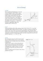 Lösningar SK1111 Ö6 2012.pdf - Laser Physics, KTH