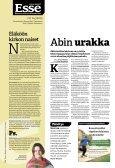 Esse 11/2013 (pdf) - Espoon seurakuntasanomat - Page 2
