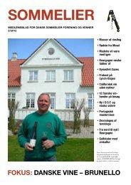 fokUS: danSke vine - Dansk sommelier Forening