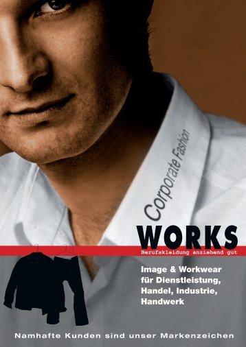 Image & Workwear für Dienstleistung, Handel, Industrie, Handwerk