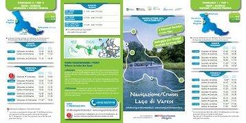 riparte la navigazione sul lago di varese - Varese Land of Tourism