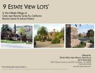 View the Cielo brochure here! (2.7MB, PDF) - Brandenburg Properties