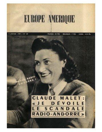 Aqui Radio Andorra - Histoire de Radio Andorre