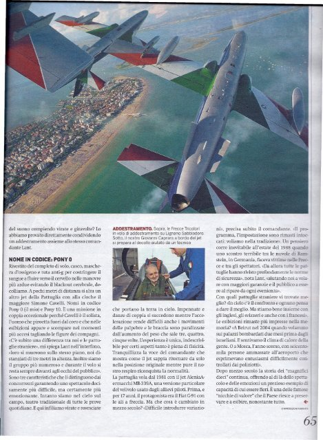 22/07/2010 Sette - Aeronautica Militare Italiana