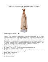 APPARIZIONI DELLA SANTISSIMA VERGINE DI FATIMA.pdf