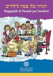 Haggadah di Pesach per bambini