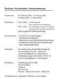 Baggerschulung Weiterbildungskurs 2009 Einladung Internet - Seite 2