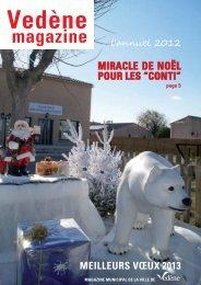 magazine - Mairie de Vedène