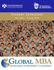 Thunderbird Students - Thunderbird School of Global Management