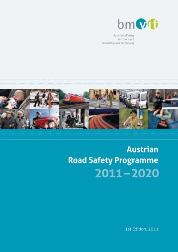 Austrian Road Safety Programme 2011-2020