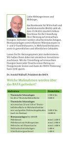 Heizen mit erneuerbaren Energien - Bundesamt für Wirtschaft und ... - Seite 2