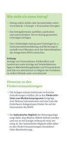 Heizen mit erneuerbaren Energien - Bundesamt für Wirtschaft und ... - Seite 5