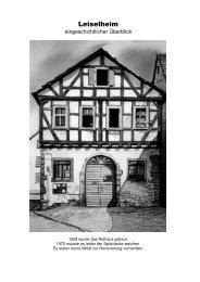 Leiselheim - Worms