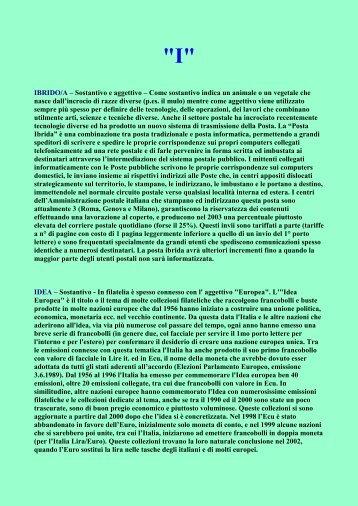lettera - LA PERSEFONE GAIA - TARANTO