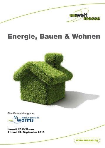 Wormser Umweltmesse - Umwelt 2013 Worms - messe.ag