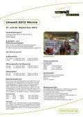 Wormser Umweltmesse - Umwelt 2013 Worms - messe.ag - Seite 4