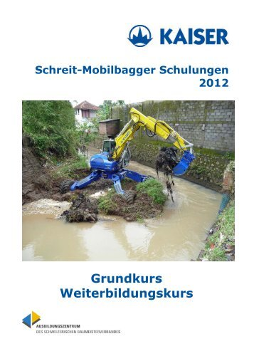 Kurse Sursee - Kaiser AG
