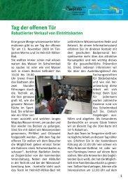 Tag der offenen Tür im Tiergarten (PDF) - Worms