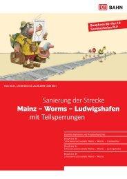Infoflyer Bauphase 8b, 9a +10 (PDF) - Worms