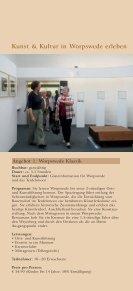 Worpsweder Gruppenangebote 2010 - Seite 3