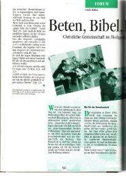 Beten Bibel Bungee - Worship World