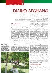 Diario afghano, di Fabrizio Finocchi