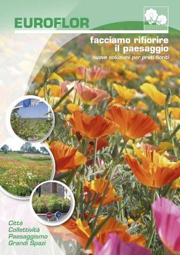 I + di EUROFLOR - Agri-Consult