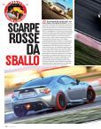 speed test Toyota GT86-R Marangoni Eco Explorer - Cavagna Group - Page 7