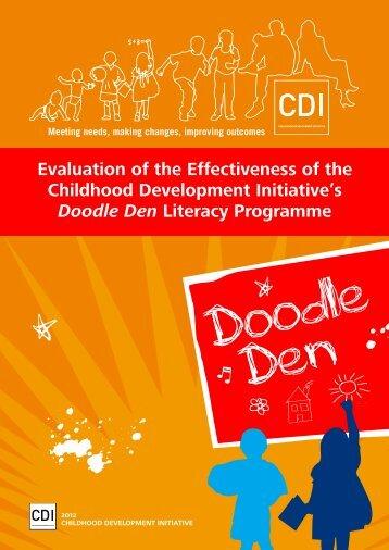 Doodle Den - Atlantic Philanthropies