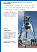 Container Cranes for the port of Duisburg - Page 2