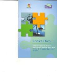 Codice Etico - Ospedale Civico di Palermo