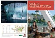 Graz 2013 Manuale di vendita - Graz Tourismus