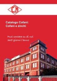 Scarica il catalogo di questa categoria in PDF - Coccato & Mezzetti